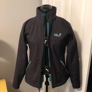 Jack Wolfskin women's jacket sz M